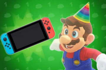 Nintendo Switch's First Birthday