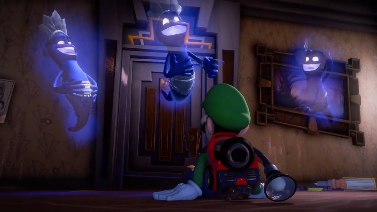 Luigi's Mansion 3 E3 Nintendo Direct