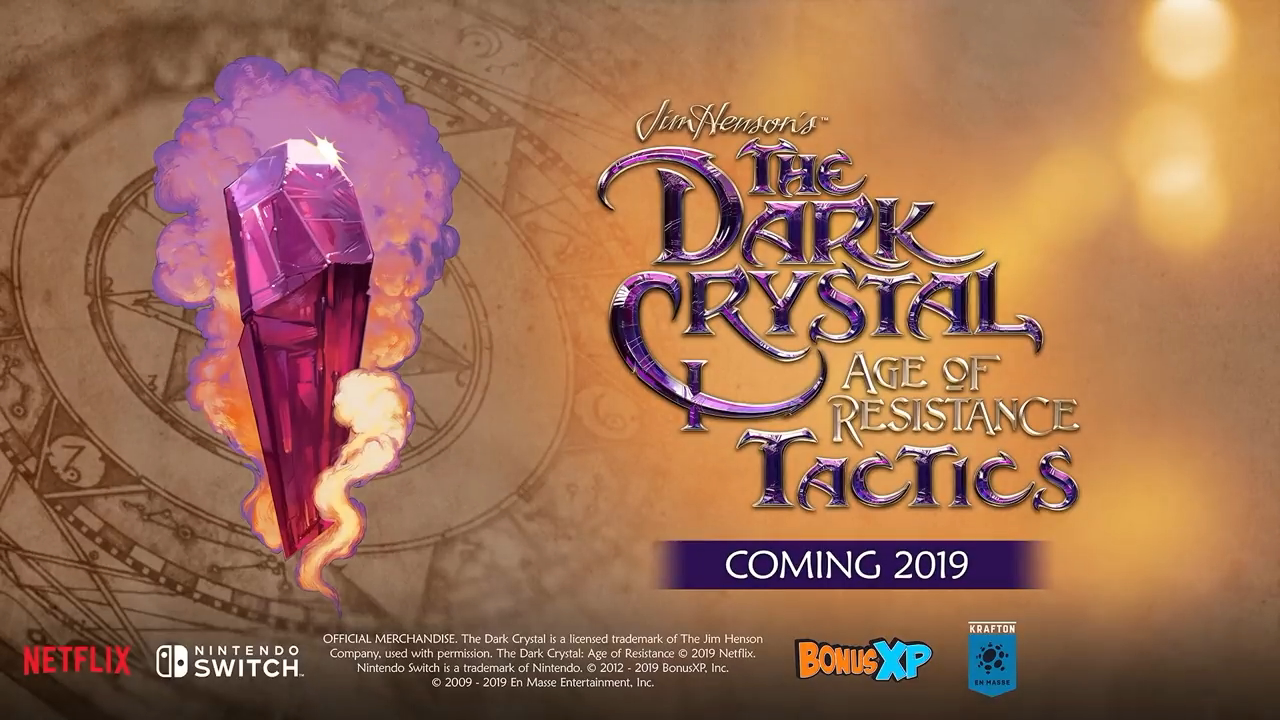 DArk Crystal Age of Resistance E3 Direct