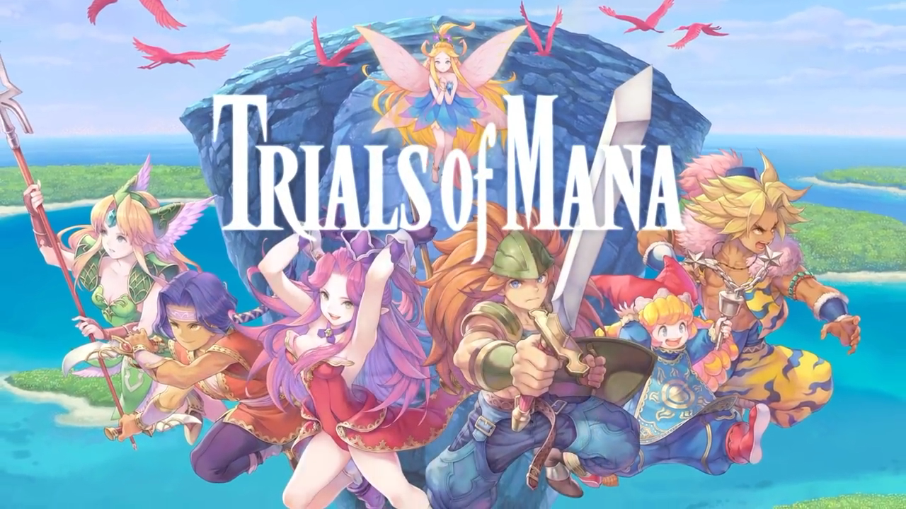 Trials of Mana E3