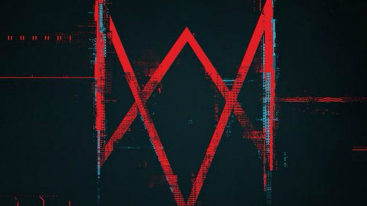 The Watch_Dogs Legion logo, which was just confirmed ahead of E3