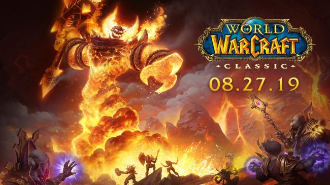 wow classic world of warcraft release pixelpop news