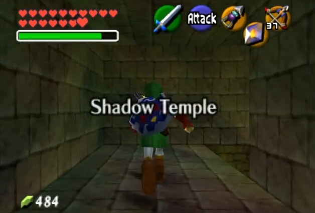 Halloween Shadow Temple Zelda